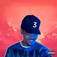 "Best Rap Album- Chance The Rapper, ""Coloring Book"""