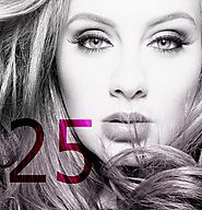 "Best Pop Vocal Album- Adele, ""25"""