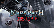 "Best Metal Performance- Megadeth, ""Dystopia"""