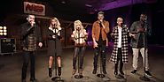 "Best Country Duo/Group Performance- Pentatonix - ""Jolene"""