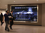 Mazda: The Head Turning Billboard