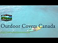 Kayak Covers | Outdoor Covers Canada