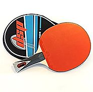 DSP ACE 860 Table Tennis Paddle - Competition ITTF certified Double Power Racket Rubbers -Ideal for Advanced or Inter...