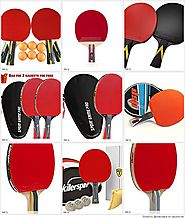 Best Ping Pong Paddle for Intermediate Players - Reviews and Ratings 2017 on Flipboard