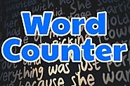 Word Counter: The Word Count Calculator
