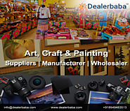 Art, Craft & Painting Suppliers, Manufacturers, Wholesaler - Dealerbaba