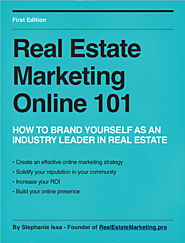 Real Estate Marketing 101 free eBook download