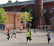 After the school day in Finland, play and more play