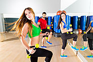 Zumba Fitness Group Classes
