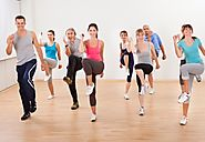 Aerobic Dance Exercise