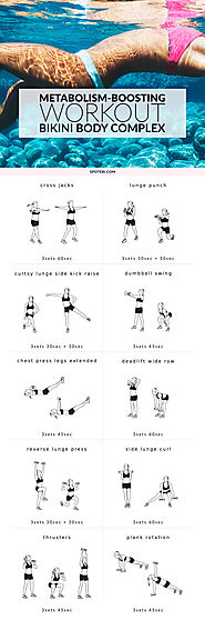 Metabolism Boosting Workout