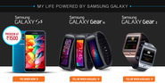 Buy Galaxy S5 Online With Exclusive Launch