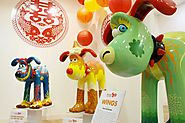 'Gromit Unleashed' - The Greatest Dog Show on Earth