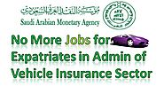 No More Expatriates in Admin of Automobile Insurance Sector