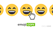 EmojiCopy | Simple emoji copy and paste by EmojiOne™