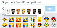Sign the #BeardEmoji petition today