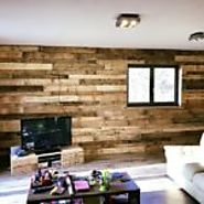 Recycled Wood Pallet Wall Art Plan