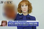 Kathy Griffin Reportedly Interviewed by Fed Agents For More Than Hour