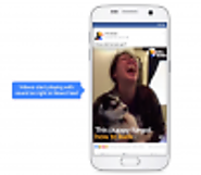 Facebook Videos Switching to 'Sound On' by Default