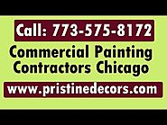 painting contractors Chicago | Call 773-575-8172
