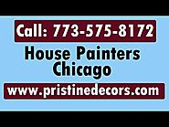Painters Near Me | Call 773-575-8172