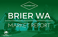 #Brier Market Report - December 2016 - The Madrona Group