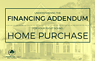 Understanding The Financing Addendum For Your Home Purchase