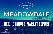 JANUARY 2017 - Meadowdale Neighborhood Market Report [Infographic] » The Madrona Group