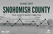 Snohomish County Housing Market Report - June 2017