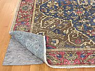 Choosing the Best Rug Padding for an Area Rugs - The Rug Shopping