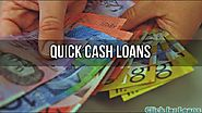 Quick Cash Loans- Get Cash Loans Online For Instant Needs