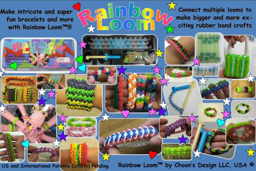 Headline for Rainbow Loom Bracelet Maker