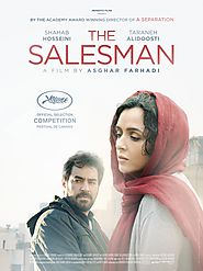 Best Foreign Language Film of the Year- The Salesman