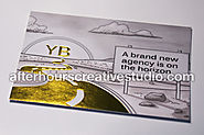 Luxury and Cheap Gold Foil Business Cards