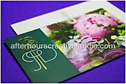 Superior Gold Foil Business Cards