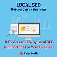 8 Top Reasons Why Local SEO is Important For Your Business