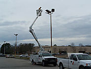 Commercial Parking Lot Lights Repairs and Maintenance