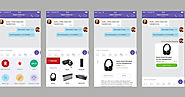 Messaging app Viber adds e-commerce button to sell you items inspired by your chats