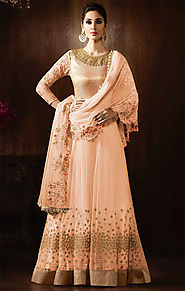 Ultimate And Remarkable Anarkali Dress To Express Like Uppermost