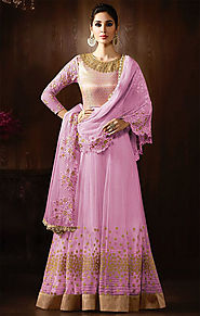 Exclusive And Sensational Anarkali Online To Express Like Voguish