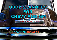 Top OBD2 Scanner for Chevy and GM | Scanner Answers | OBD2 Scanner Reviews
