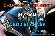 Choosing The Best Nissan OBD2 scanner (2017 Edition) | Scanner Answers | OBD2 Scanner Reviews