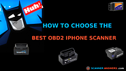 Put Your Smartphone to Good Use with these Top 5 OBD2 iPhone Scanners (2017 edition) | Scanner Answers | OBD2 Scanner...