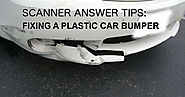 How to Fix a Plastic Car Bumper and When to Replace It