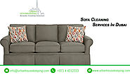 How Sofa and Upholstery Cleaning in Dubai will Help You