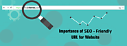 Importance of SEO-Friendly URL for Website