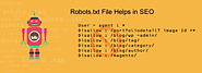 Robots.Txt File Helps In SEO, But How? – Let'S Check!