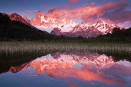 Patagonia, that legendary place . . .