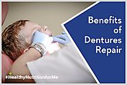 Get Denture Problem Done with Denture Repairs