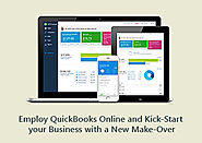 Employ QuickBooks Online and Kick-Start your Business with a New Make-Over